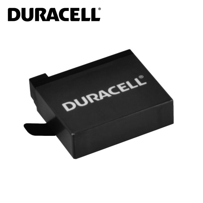 Duracell Premium Analogs AHDBT-401 Akumul tors GoPro 4 Black & Silver 3.8V 1160mAh Sporta kameru aksesuāri