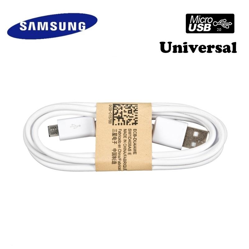 Samsung ECB-DU4AWE G900 S5 / Universāls Micro USB Datu aksesuārs mobilajiem telefoniem