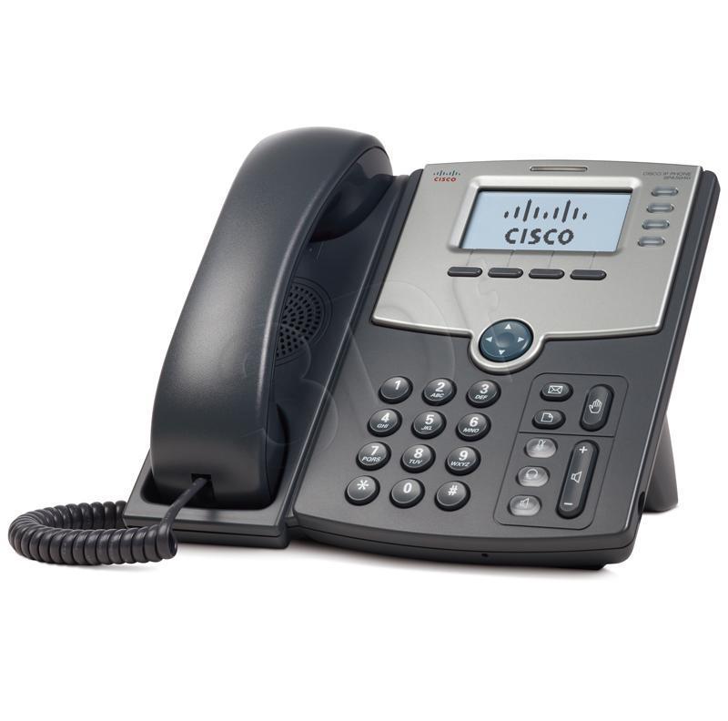 CISCO SPA504G IP Phone telefons