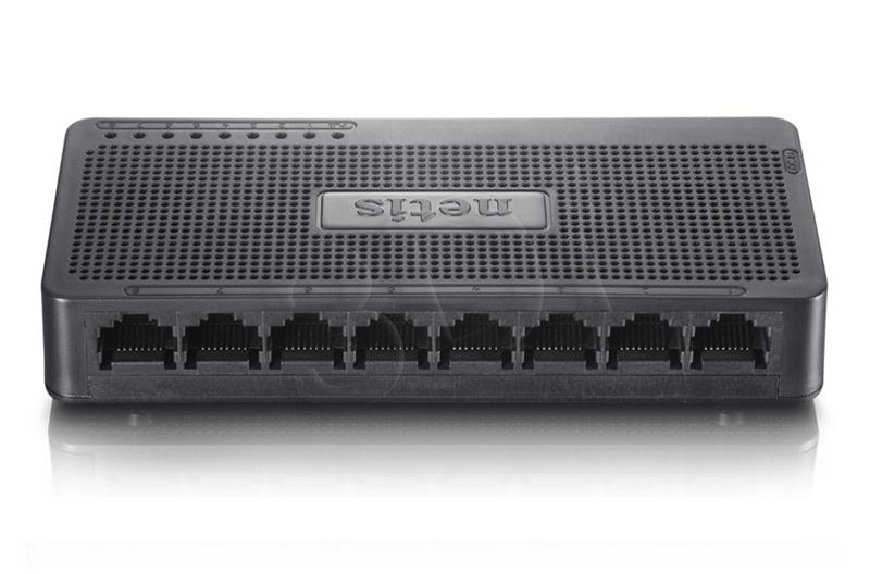 Netis Switch Desktop 8-port 100MB komutators