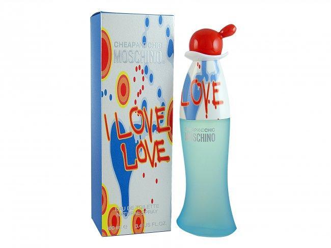 Moschino I Love Love 100ml Smaržas sievietēm