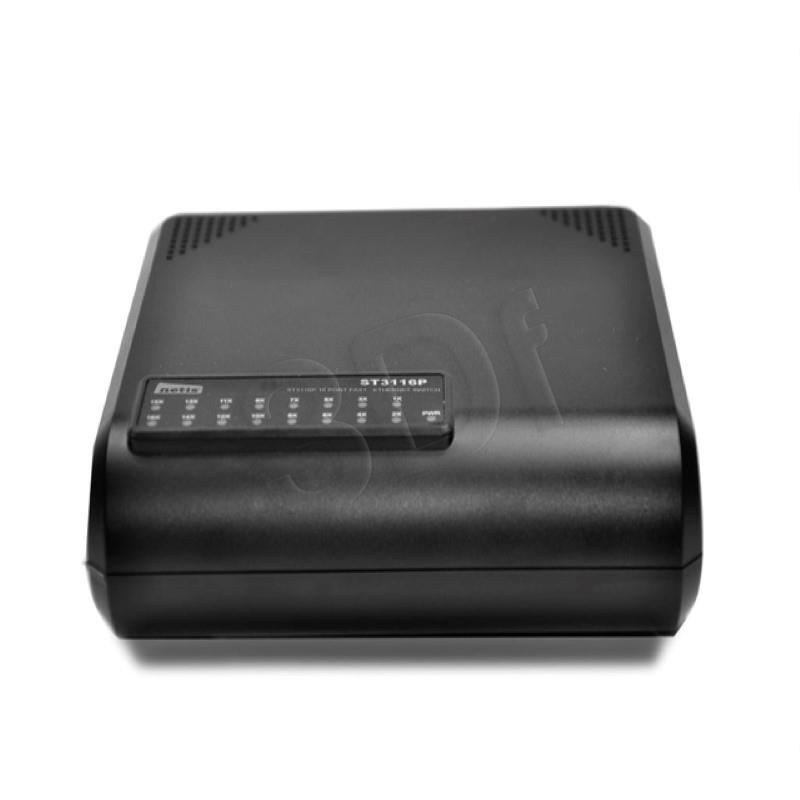 Netis Switch Desktop 16-port 100MB komutators