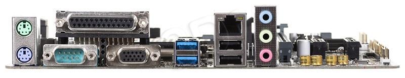Gigabyte GA-H110M-DS2, H110, DualDDR4-2133, SATA3, D-Sub, mATX pamatplate, mātesplate