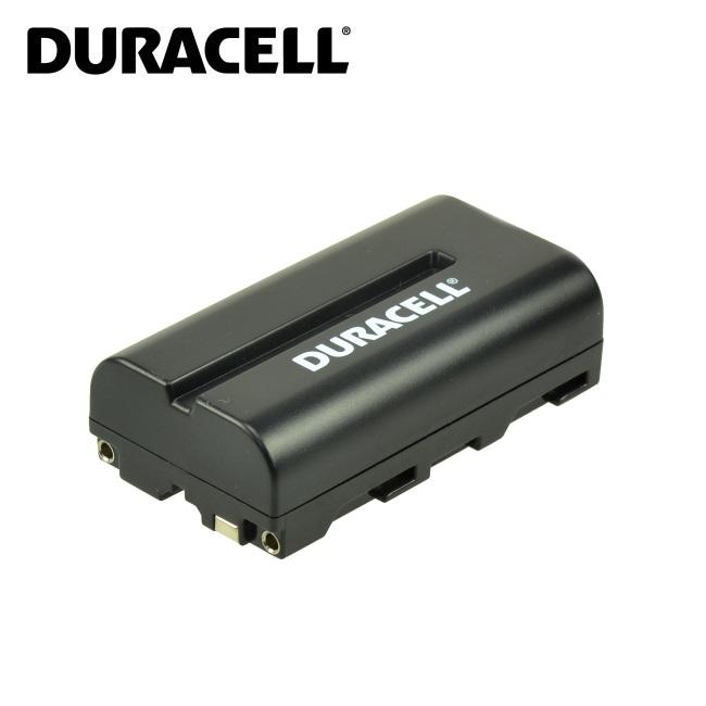 Duracell Premium Analogs Sony NP-F950 Akumul tors video kamer m NP-F330 NP-F550 Li-Ion 7.4V 2100mAh Baterija