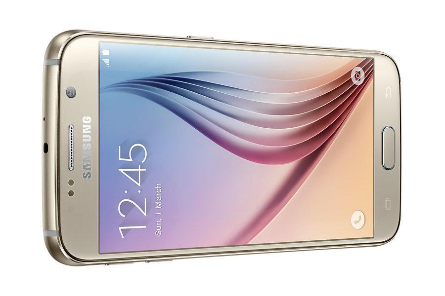 Samsung Galaxy S6 F 32GB Gold Mobilais Telefons