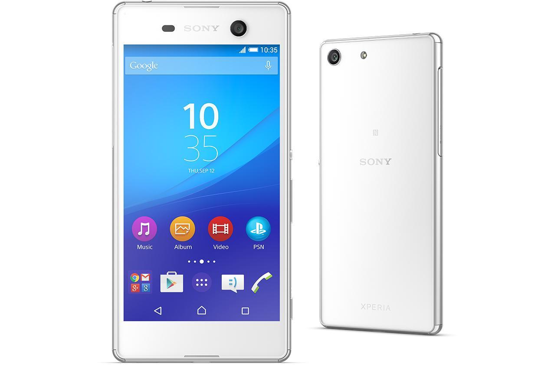 Sony E5633 Xperia M5 Dual white Used (grade:A) 9902941028857 T-MLX11188 Mobilais Telefons
