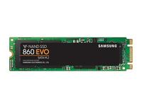 Samsung SSD 860 EVO, 500GB, M.2 SATA, 550/520 MB/s SSD disks