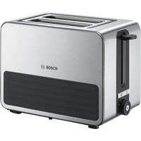 Bosch Compact-Toaster TAT7S25 - silver/black Tosteris