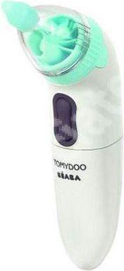 Beaba Beaba Ewolucyjny aspirator do nosa Tomydoo mineral (920312) 920312 aksesuāri bērniem
