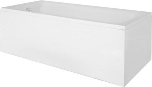 Wanna Besco Talia prostokatna 130 x 70cm  (WAT-130-PK) WAT-130-PK