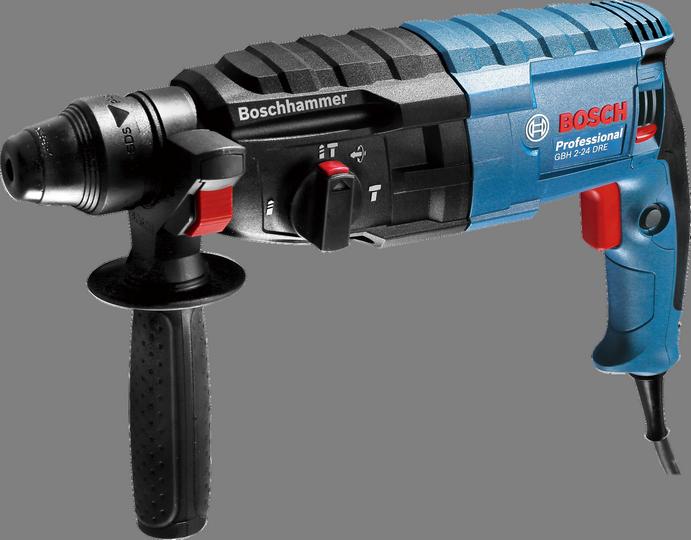 Bosch Mlot udarowo-obrotowy SDS-plus GBH 2-24 DRE Professional (0.611.272.100) 0611272100