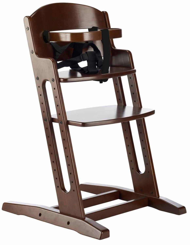 Baby Dan Krzeselko do karmienia Danchair brazowe 5705548029814 bērnu barošanas krēsls