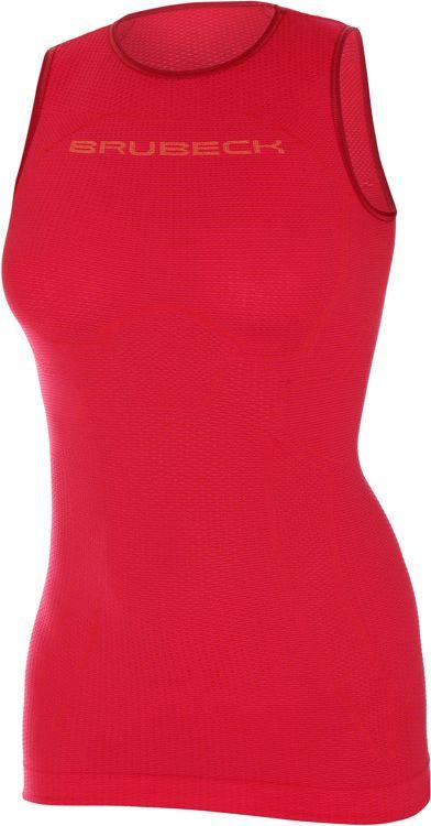 Brubeck Koszulka damska 3D Run PRO malinowa r. M (TA10300) 4825312