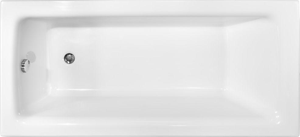 Wanna Besco Talia prostokatna 160 x 70cm  (WAT-160-PK) WAT-160-PK