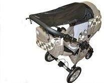 Bambino Sun Visor for Trolley (GAL028) bērnu ratiņi