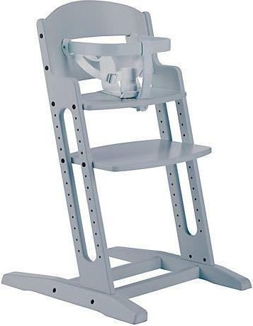Baby Dan Baby Dan - DANCHAIR feeding chair - grey 5705548037321 bērnu barošanas krēsls