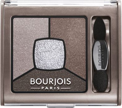 BOURJOIS Paris Smoky Stories Quad Eyeshadow Palette  05 Good Nude 3,2g ēnas