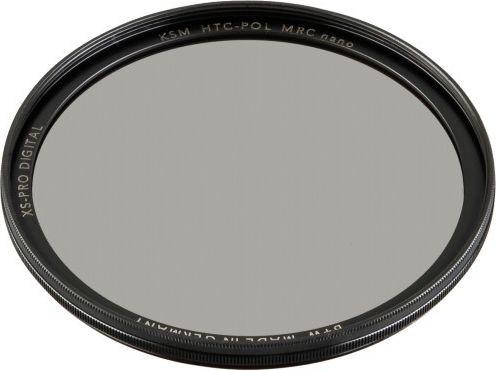 B+W XS-Pro Digital HTC Zirkularpolfilter Kasemann MRC nano 52 foto objektīvu blende