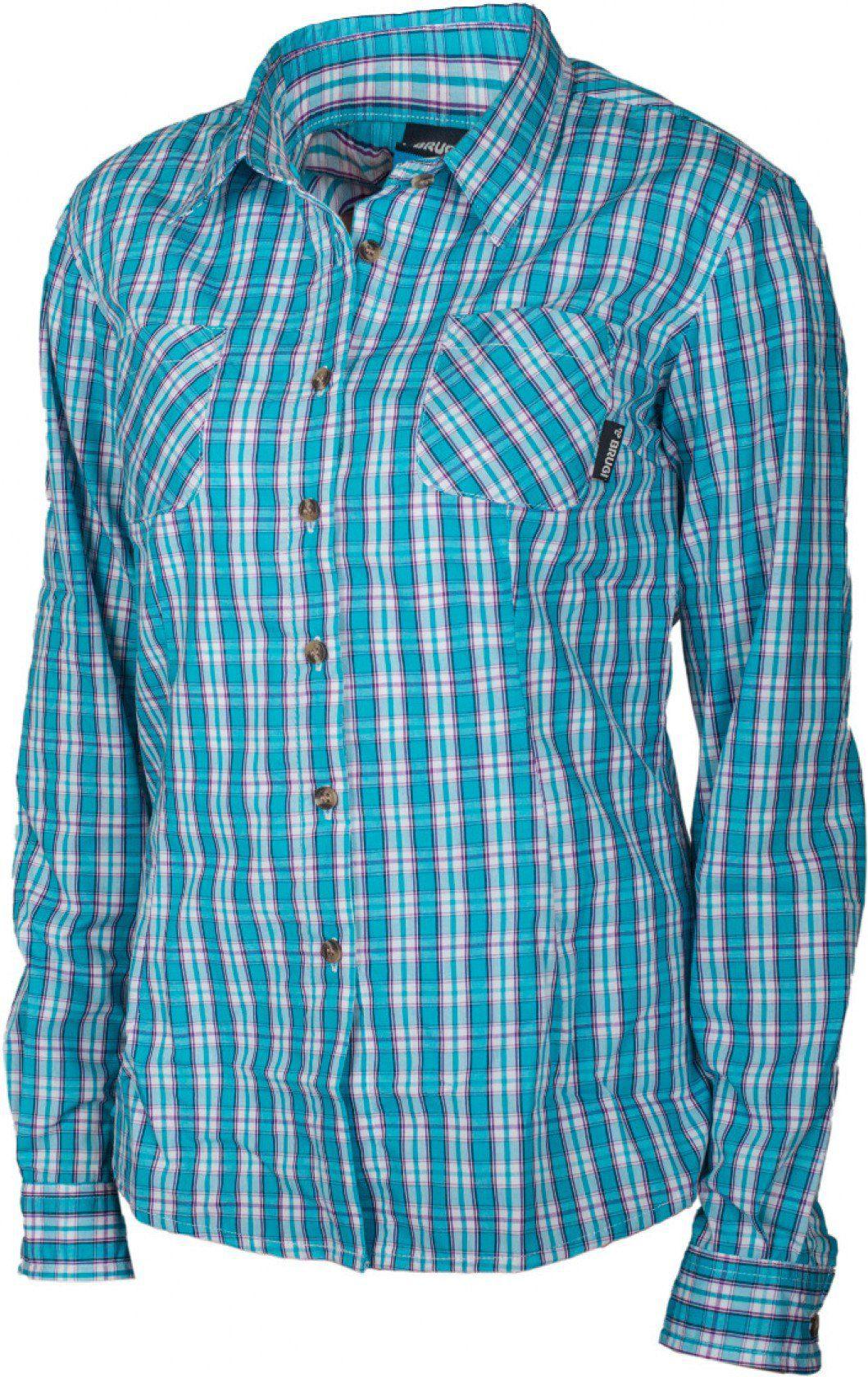 Brugi Koszula damska 2NAQ 372 azzurro niebieska r. XL 1634556