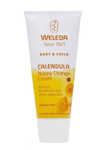 Weleda Baby and Child Chafing Cream Baby Calendula 75ml kosmētika ķermenim