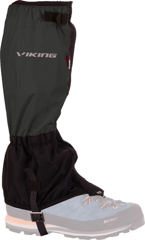 Viking Gaiters Gaitersy gray-black size L / XL (1209 - 8501209) darba apavi
