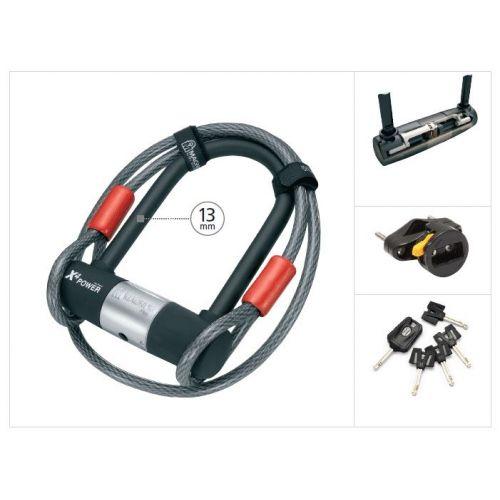 MAGNUM X4P U-LOCK + CABLE