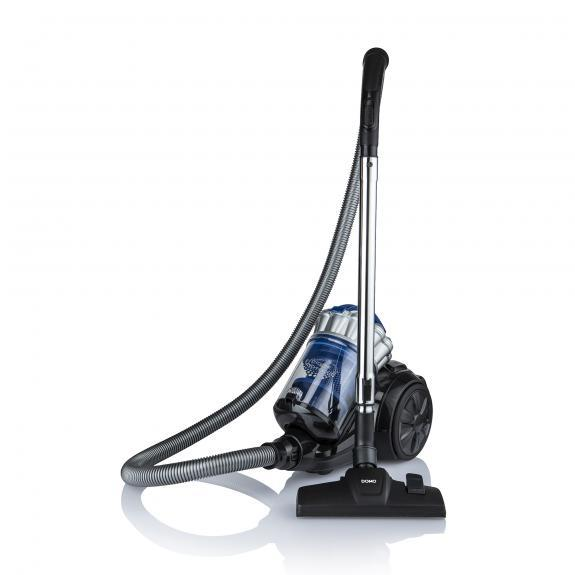 Vacuum Cleaner|DOMO|DO7290S|Bagless|Capacity 2.5 l|Weight 4.8 kg|DO7290S DO7290S robots putekļsūcējs