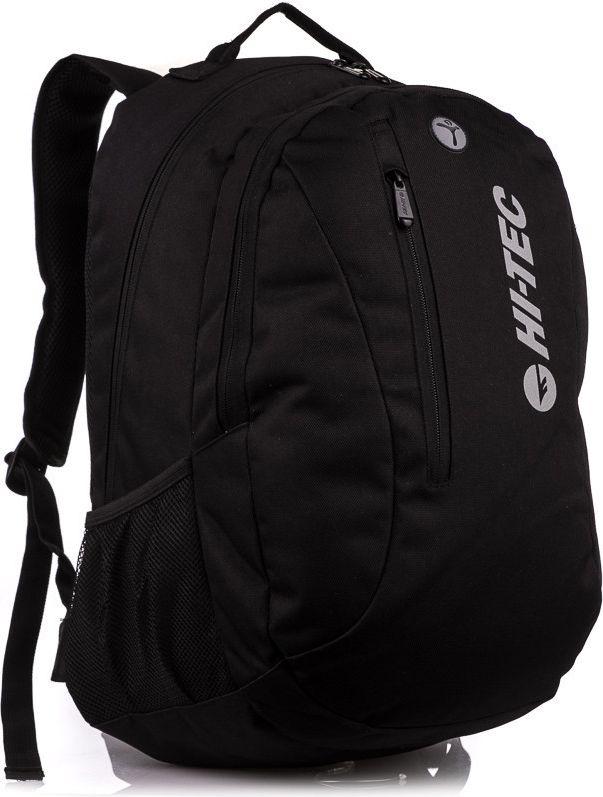 Hi-tec Tamuro 30L Black sports backpack Tūrisma Mugursomas