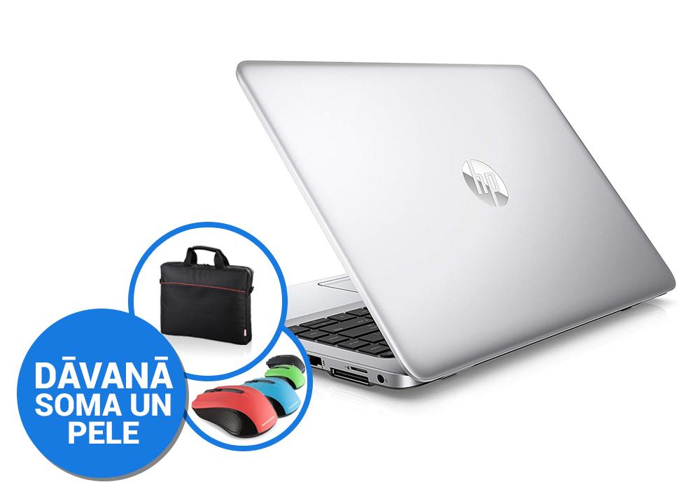 """HP 840 G3 14""""FHD/i5-6300U/8GB/256GB SSD/Win10 PRO (soma, pele) Portatīvais dators"""