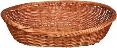 Trixie Dog basket, wicker, 80 cm