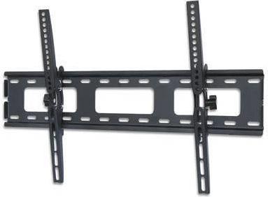 Techly Wall mount for TV LCD/LED/PDP 40-65'' 60 kg VESA tilting black TV stiprinājums