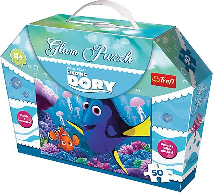 Trefl 50 EL. Glam Where is Dory? - 14813 puzle, puzzle