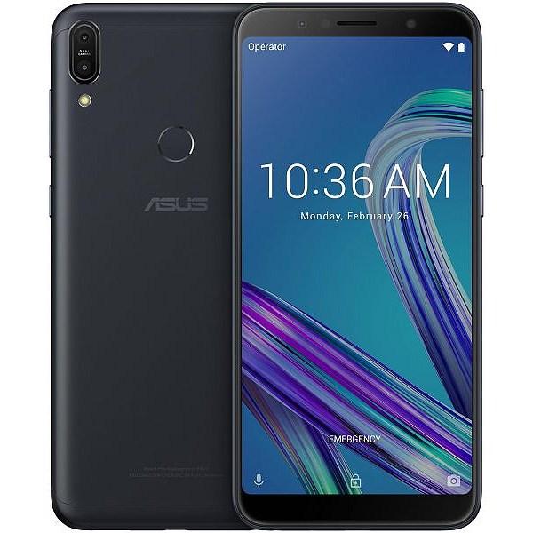 ASUS ZenFone Max Pro M1 (ZB602KL) Black Mobilais Telefons