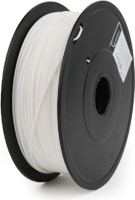 Filament Gembird PLA-plus White | 1,75mm | 1kg 3D printēšanas materiāls