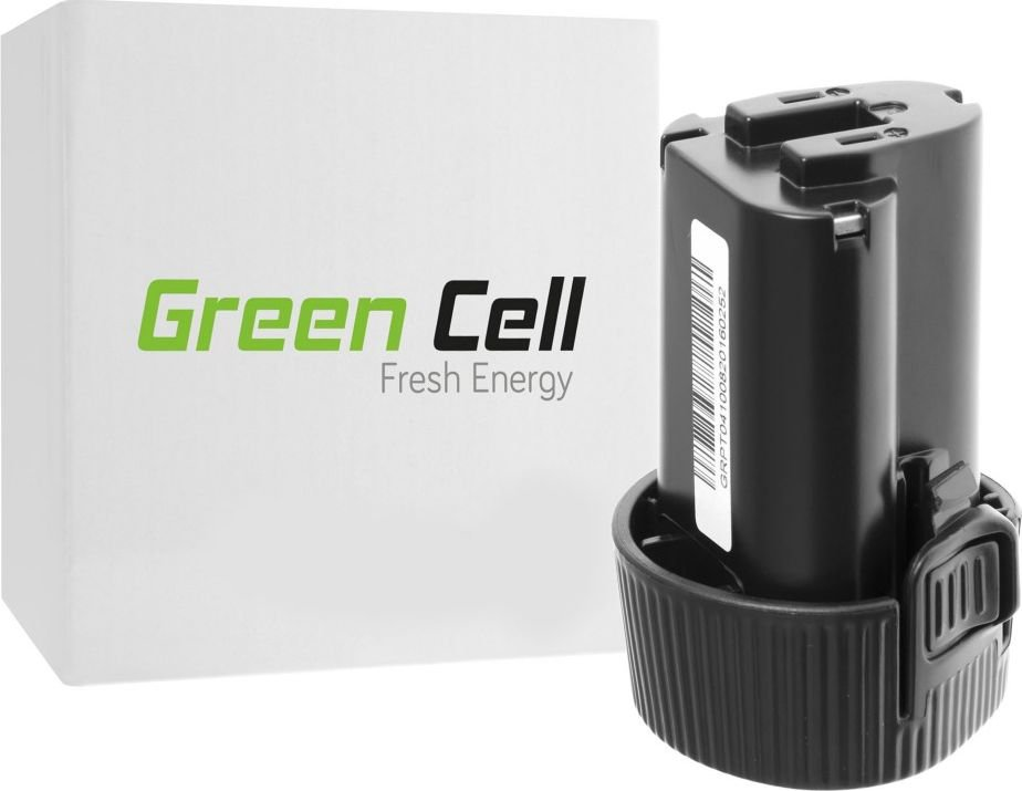 Green Cell 10.8V 1500mAh for Makita DF030D DF330D TD090D JV100DWE