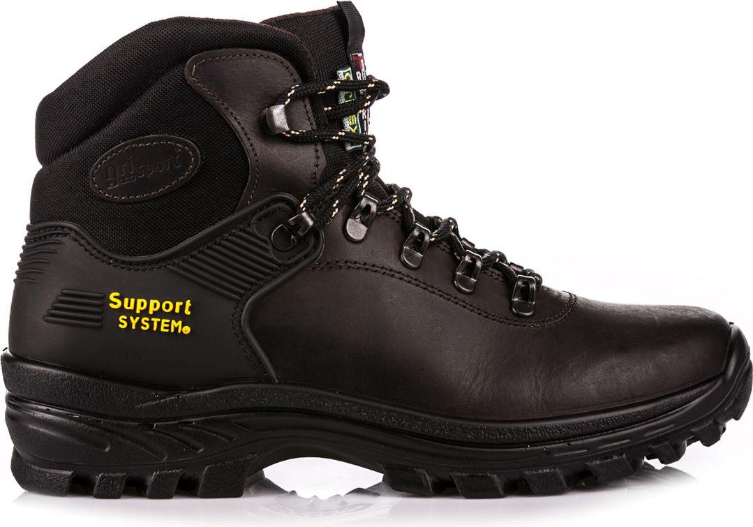 Grisport Women's Lontra Dakar Trekking 2 shoes dark brown size 39 (1242D26G)
