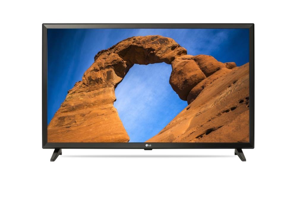LG 32LK510BPLD  32 (81 cm), HD LED, 1366 x 768 pixels, DVB-T2/C/S2, Black LED Televizors