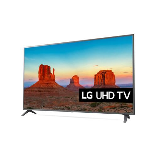 "LG / 43UK6200PLA / 43"" / 4K / Smart TV / Active HDR / ULTRA HD / 3840x2160 LED Televizors"