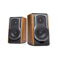 Edifier S1000DB Active Bookshelf Speakers RMS 25W& 215;2(Treble) +35W& 215;2(Mid-range and bass) = 120W)/black/wooden Edifier datoru skaļruņi