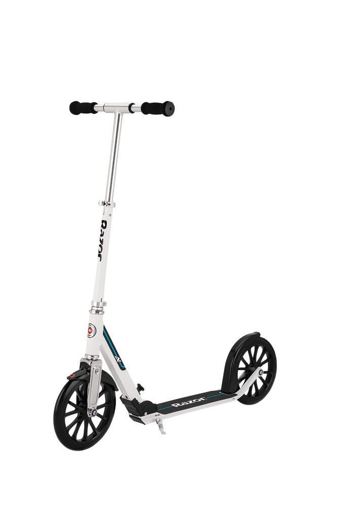 Razor A5 Air Scooter - Silver Elektriskie skuteri un līdzsvara dēļi