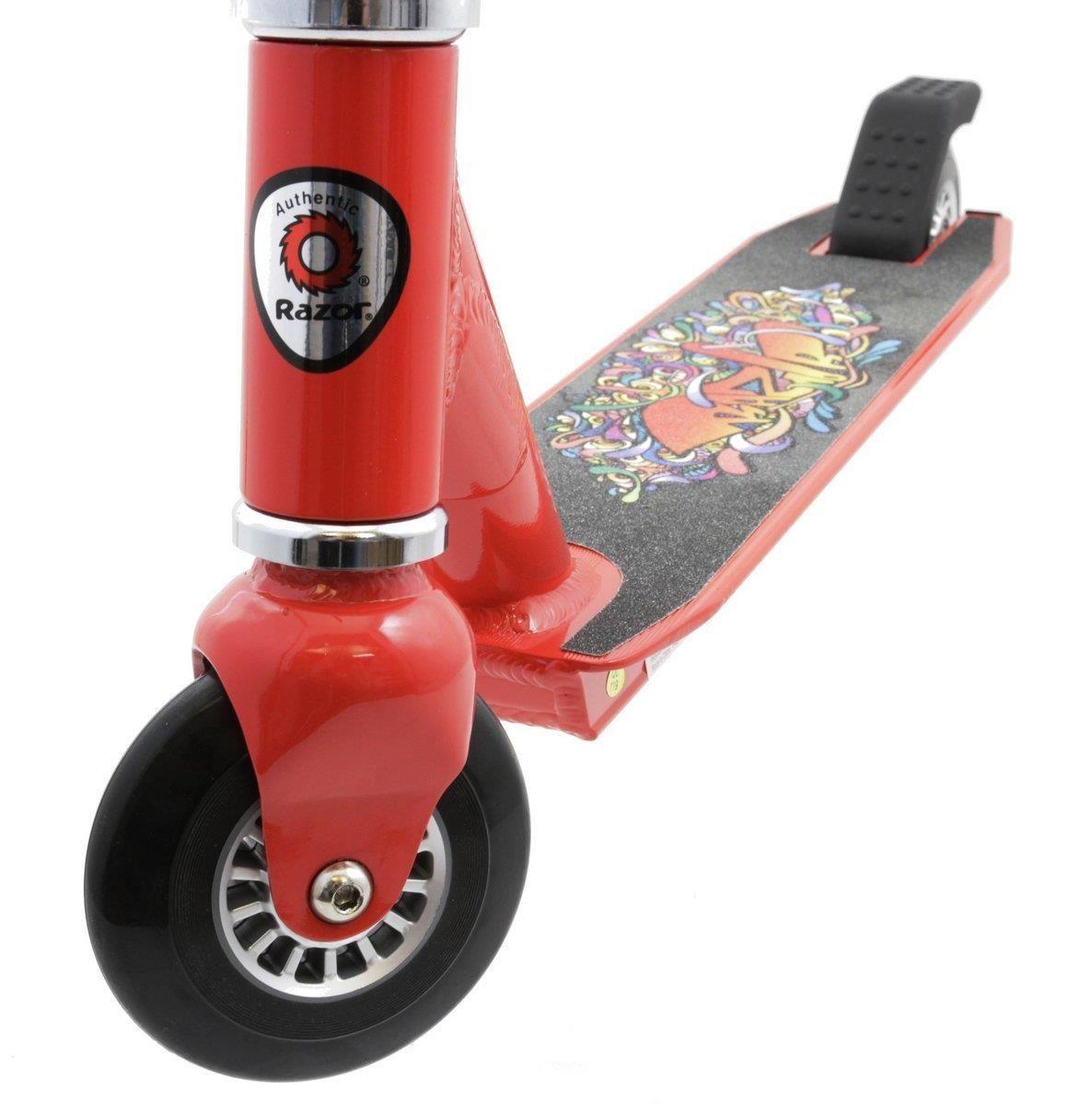 Razor Beast Scooter - Red Elektriskie skuteri un līdzsvara dēļi