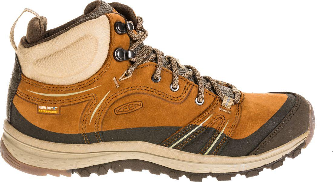 Keen Buty damskie Terradora Leather WP Mid Timber/Cornstalk r. 36 (1017752) 1017752