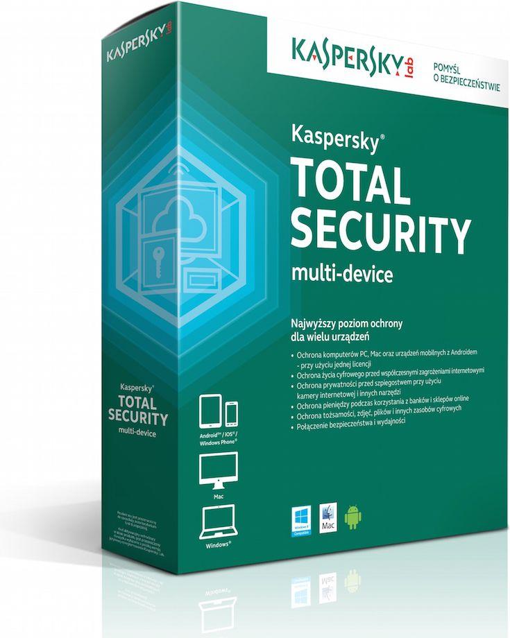 Kaspersky Total Security multi-dev ESD 2D/12M upg