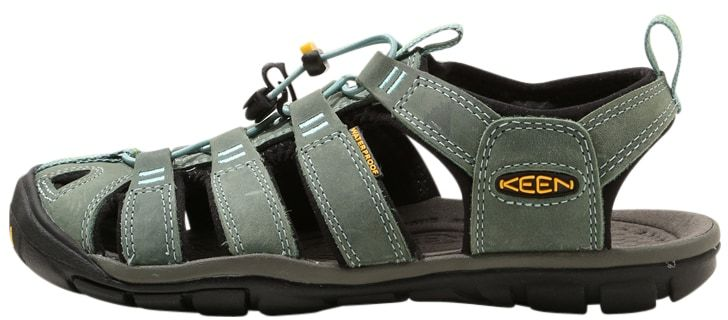 Keen Sandaly damskie Clearwater CNX Leather Mineral Blue/Yellow r. 36 (1014371) 4009887
