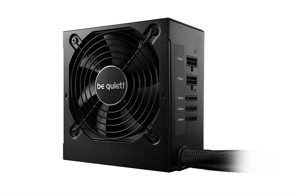 PSU be quiet! System Power 9 600W CM, 80Plus Bronze Barošanas bloks, PSU