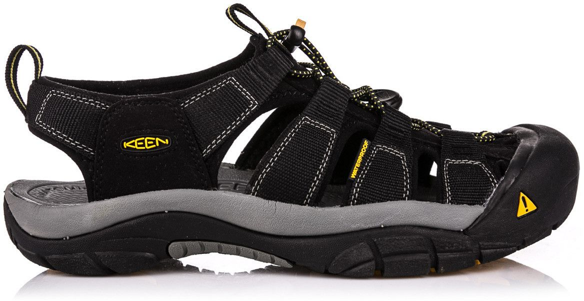 Keen Men's Sandals Newport H2 Black. 46 (1001907)
