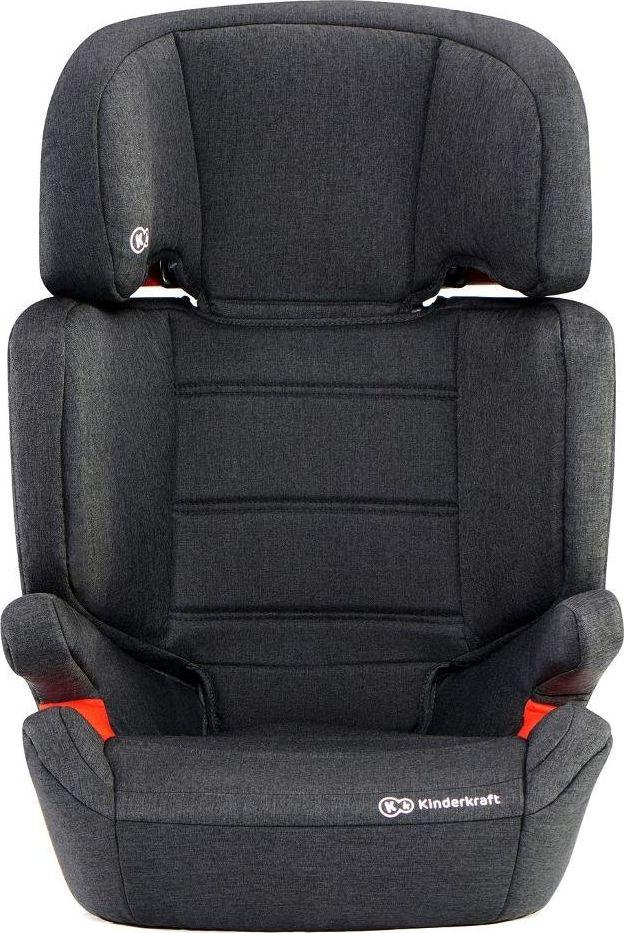 Car Seat Junior Fix Isofix black auto bērnu sēdeklītis