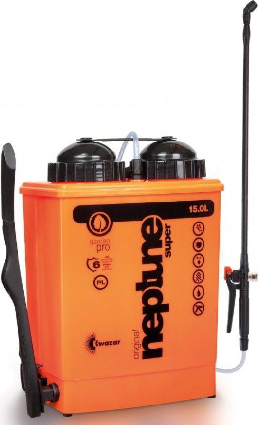 Kwazar Backpack sprayer Neptune Super New 15L (316-6030-20-0030) Dārza laistīšanas iekārtas