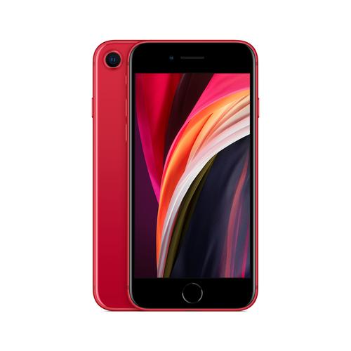 Apple iPhone SE 2020 256GB Red Mobilais Telefons