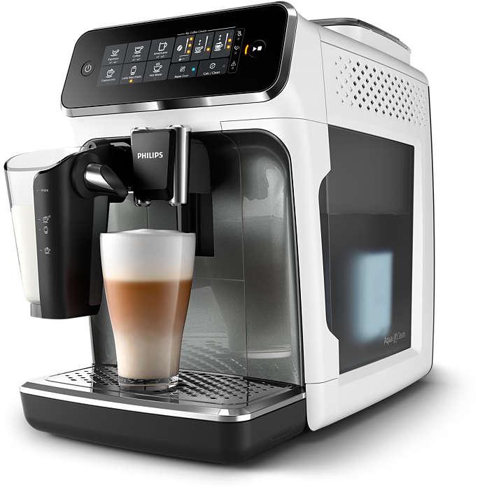 PHILIPS 3200 sērijas Super-automatic Espresso kafijas automāts EP3249/70 Kafijas automāts